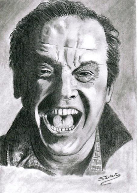Jack Nicholson by SILVIA.MH.